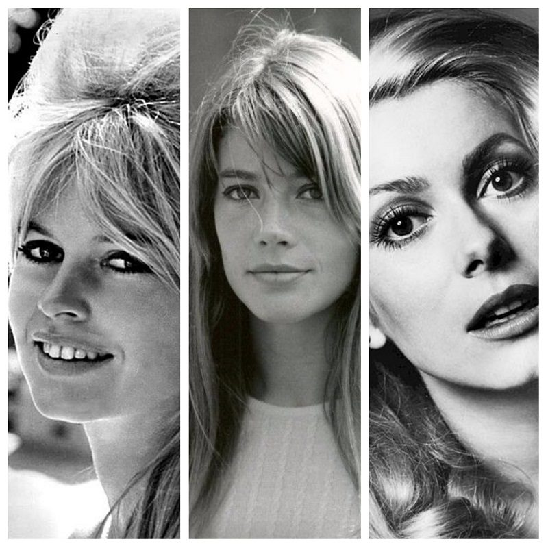 iconic french women