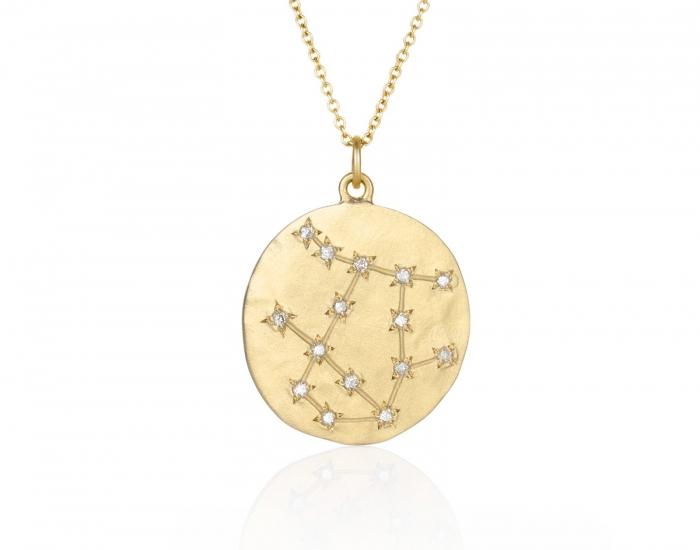 Brooke Gregson Gemini necklace
