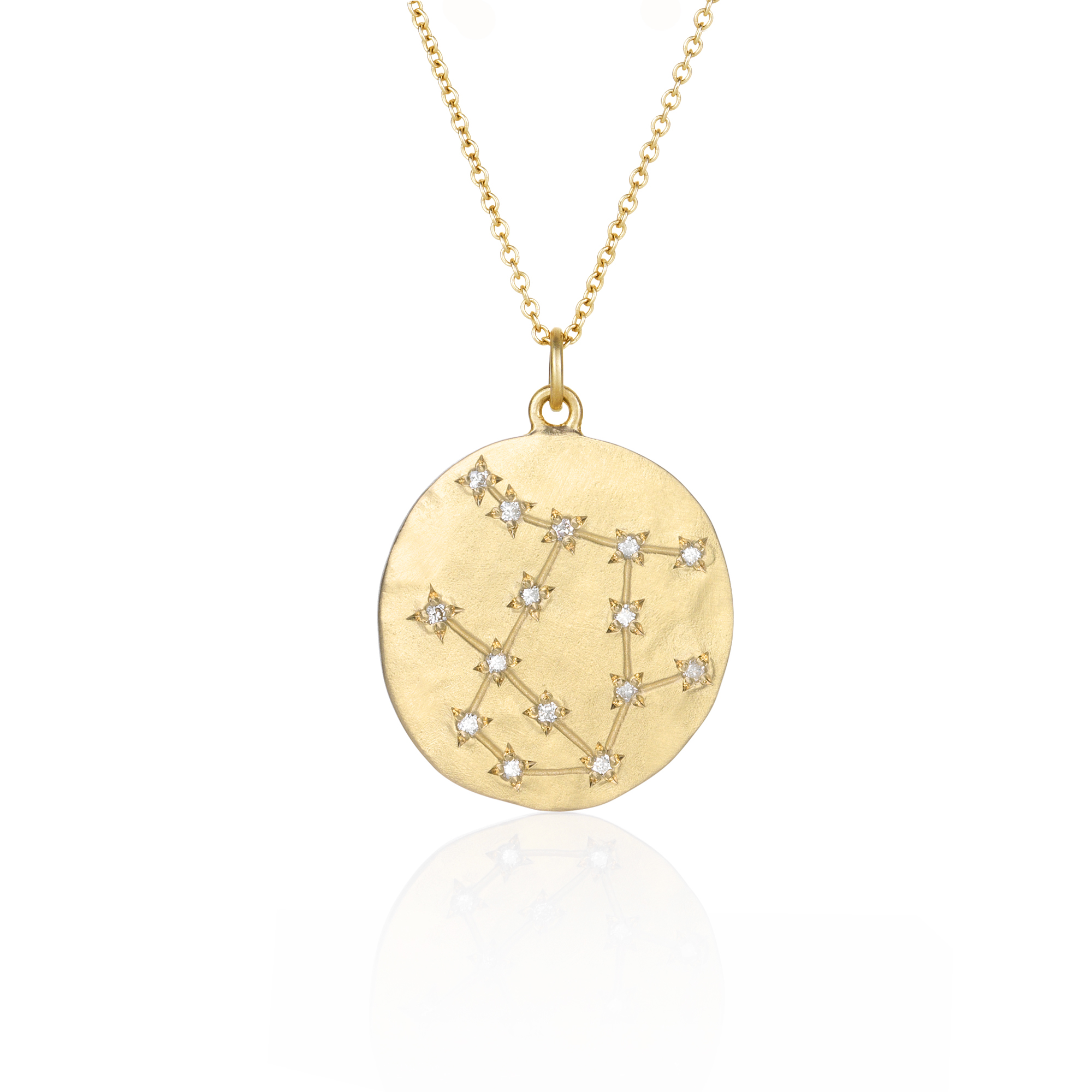 Brooke Gregson Gemini necklace
