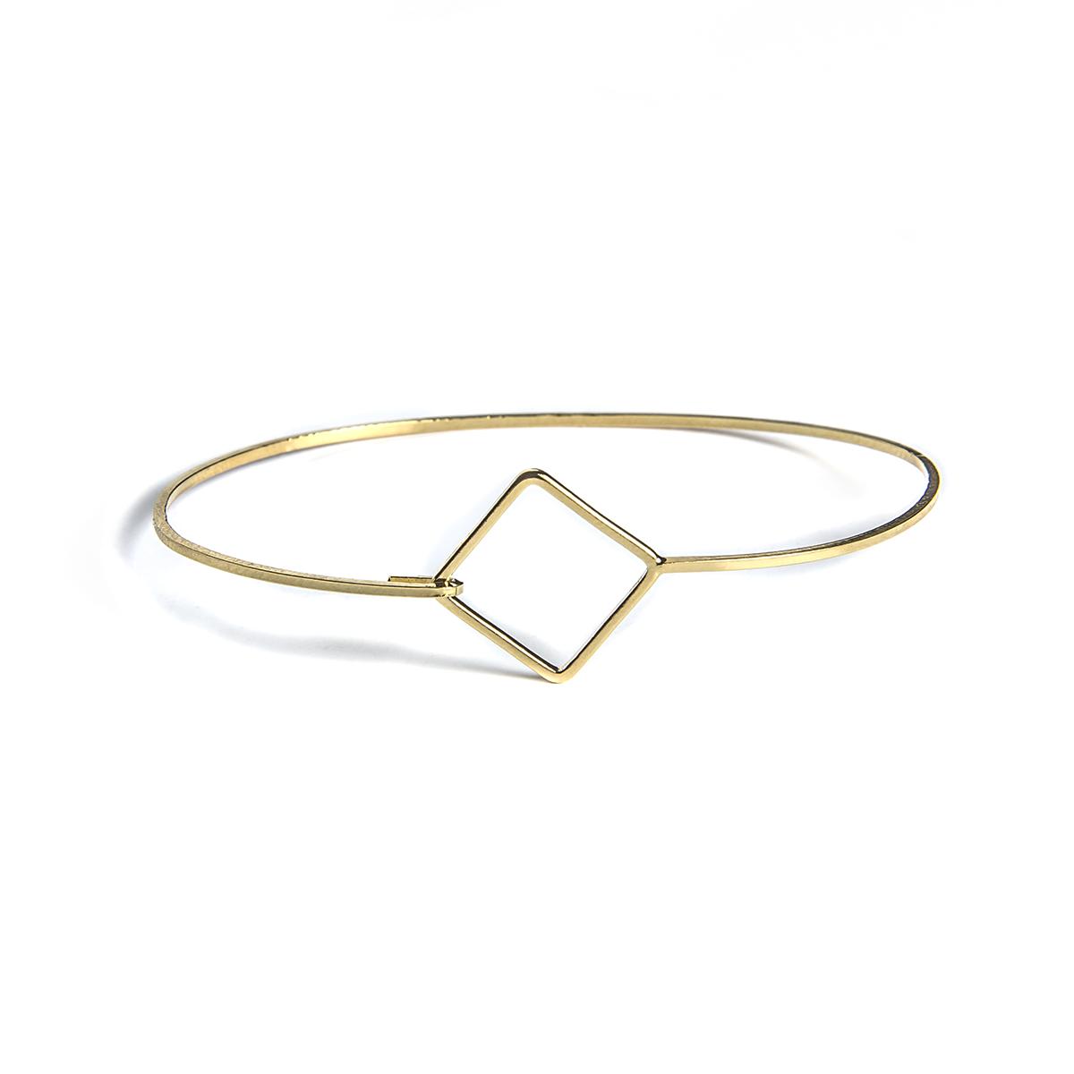 Fabien Ajzenberg - Bracelet pur carré